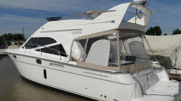 Genesis 407 Vista (Foto barco gemelo)