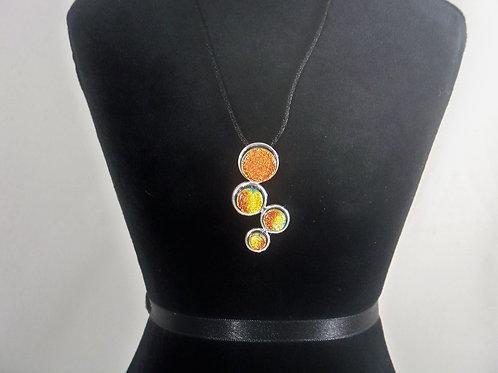 Sunburst dichroic pendant