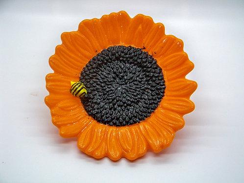 Orange Opal Sunflower