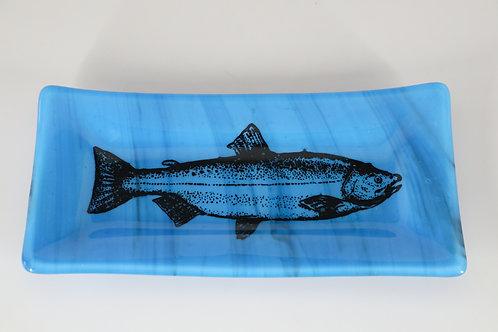Blue river trout