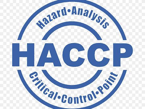 HACCP - rezumat, introducere si proceduri de monitorizare PCC