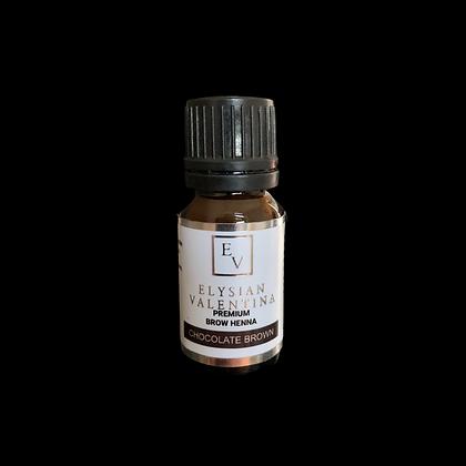 EV Premium Brow Henna - Chocolate Brown