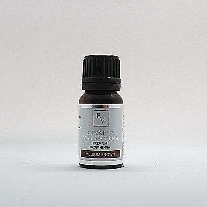 EV Premium Brow Henna - Medium Brown