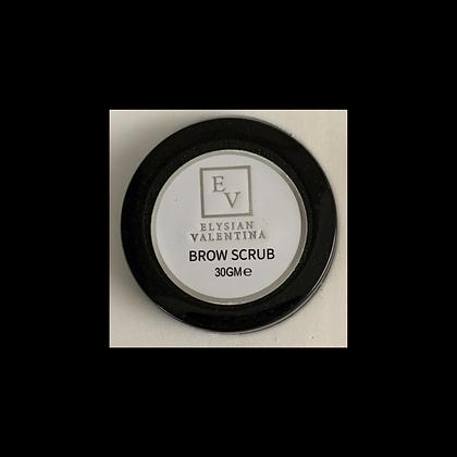 EV Premium Brow Henna - Brow Scrub