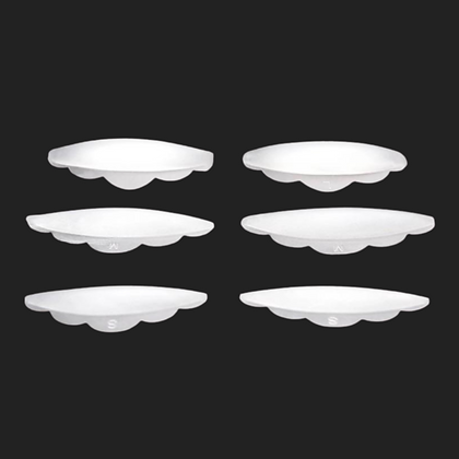 Lash Lifting Shields - 6 Pairs Mixed Sizes