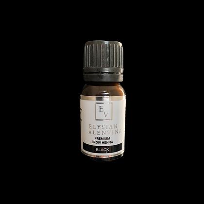 EV Premium Brow Henna - Black