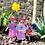 Thumbnail: PINK KIMONO TOP & SKIRT