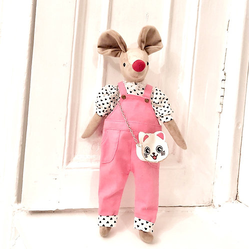DUNGAREES BABY BOO OUTFIT