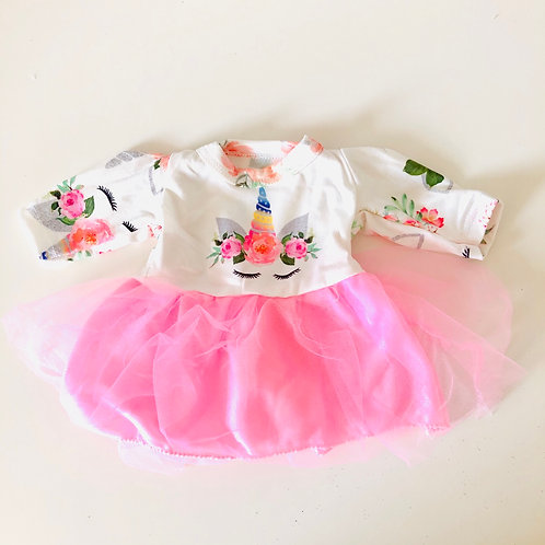 BIG BOO UNICORN or ROSE DRESS