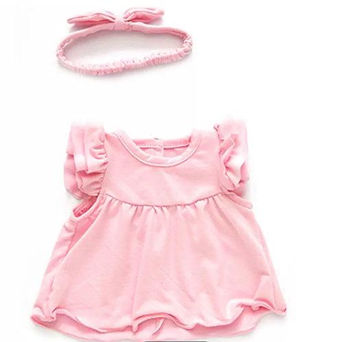 BABY PINK BIG BOO DRESS