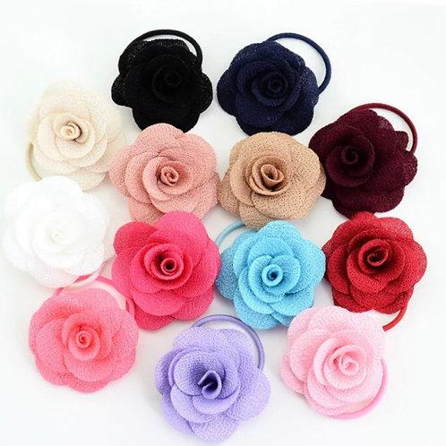 FLOWER HAIRBANDS