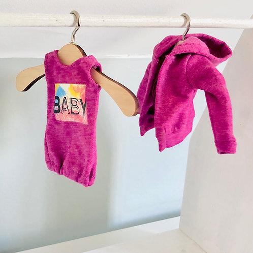 BABY BABY BOO DRESS & HOODIE