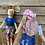 Thumbnail: CHEEKY BOO DRESS, TOP & BANDANA