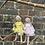 Thumbnail: EASTER BABY BOO DRESS & BAG - 2 Colours