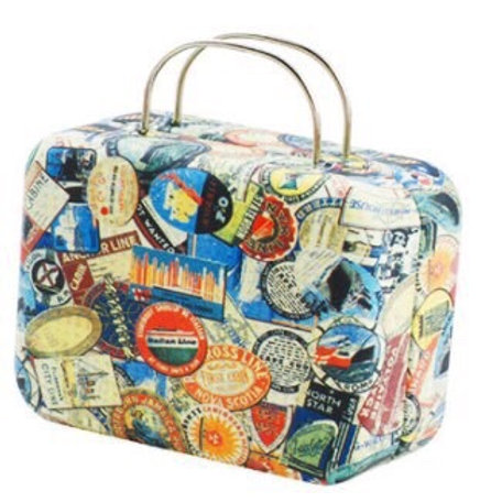 SUITCASES - 2 types