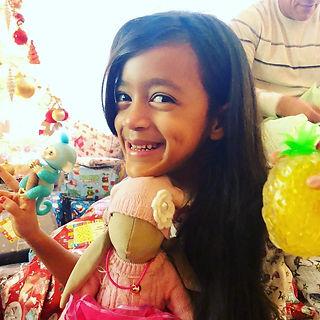 bunny teddy handmade heirloom doll