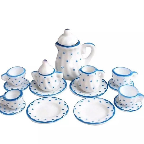 TEA SET -  4 Types
