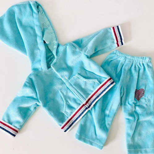 FRENCH COUTURE TRACKSUITS