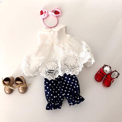 GLAM BABY BOO DRESS & PANTS