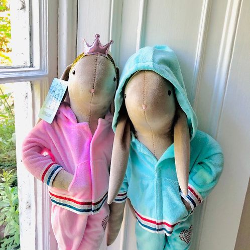 FRENCH COUTURE TRACKSUITS - 2 Types