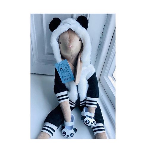 PANDA TEDDY OUTFIT