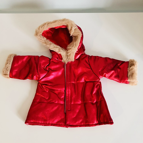 PUFFER JACKET x 3 colours