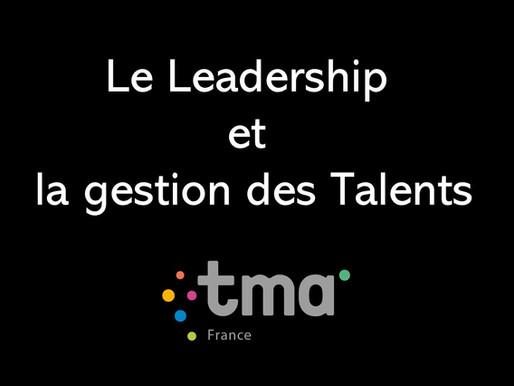 Le Leadership et la gestion des talents