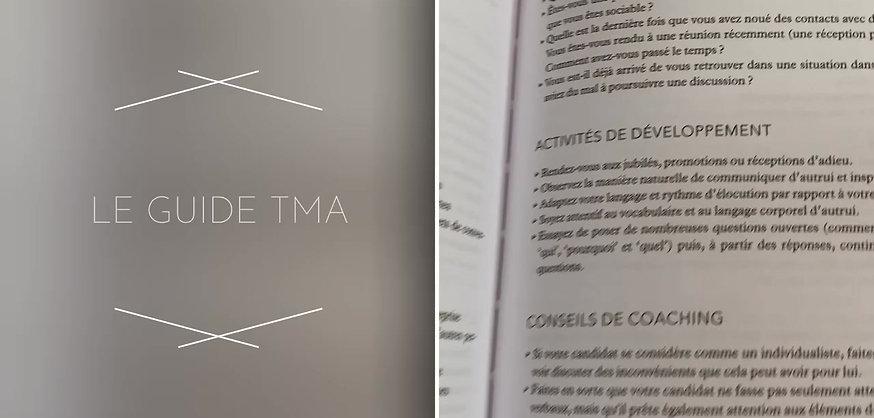 Methode TMA, gestion des talents, GPEC, Recrutement