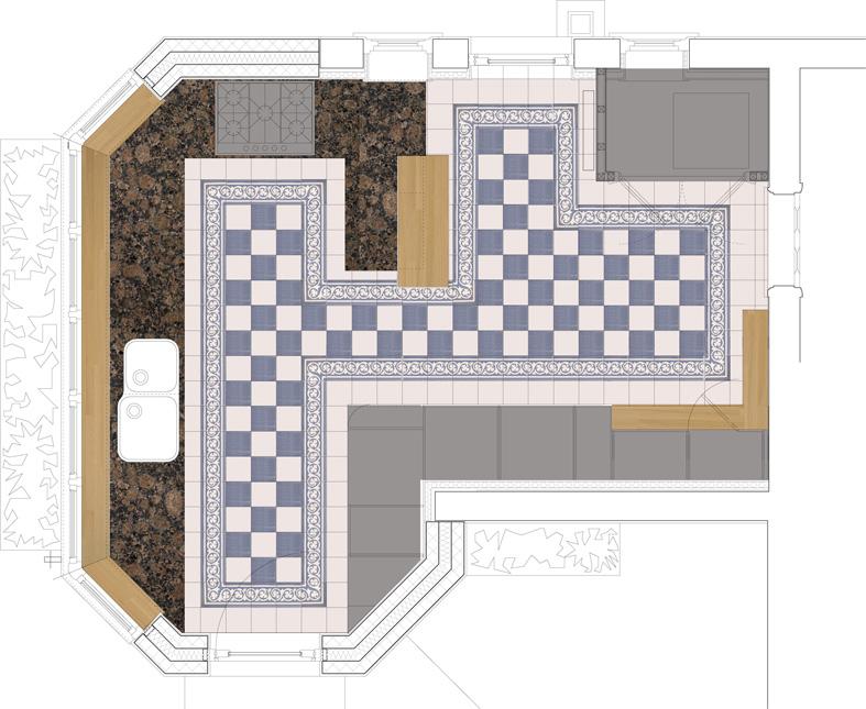 Floor Tiling Study