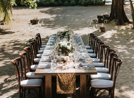 Destination Weddings = Intimate Weddings