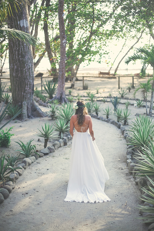 Santa Teresa beach weddings