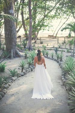 Santa Teresa beach weddings