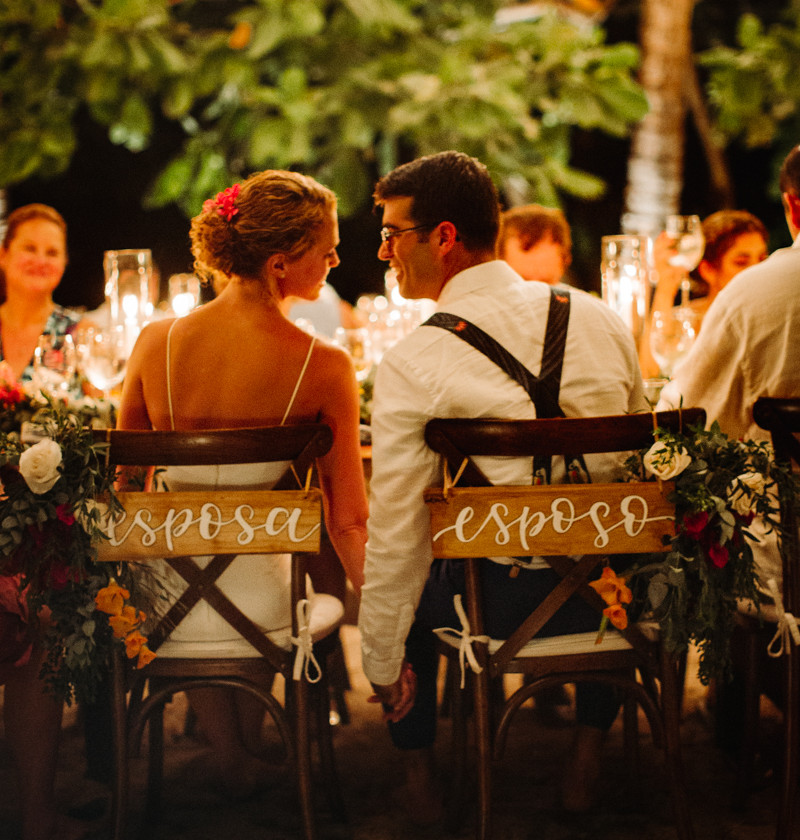 Costa Rica beach weddings