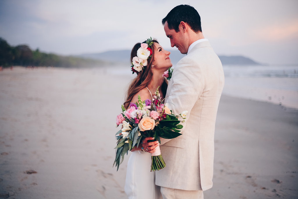 """alt =""""The Bride and the groom"""""""
