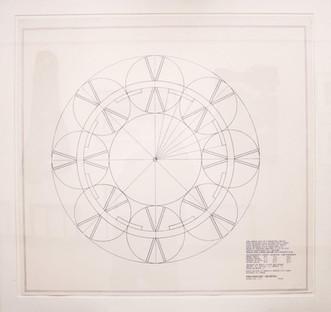 Mandala Architectural Drawing