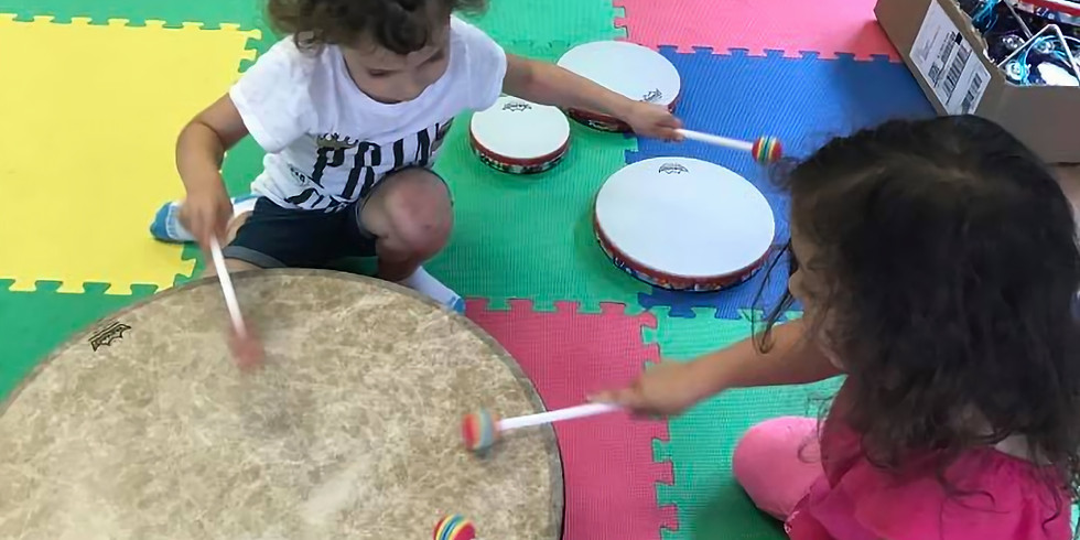 Music & Movement at Maple Shade Township