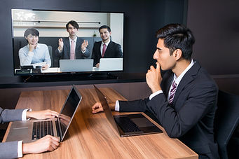Videoconferencing in meeting room..jpg