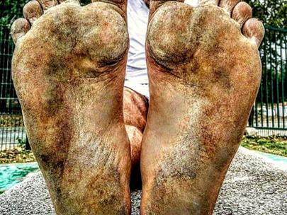 SOUL-BARING SOLES