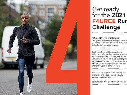 2021 F4URCE RUN CHALLENGE