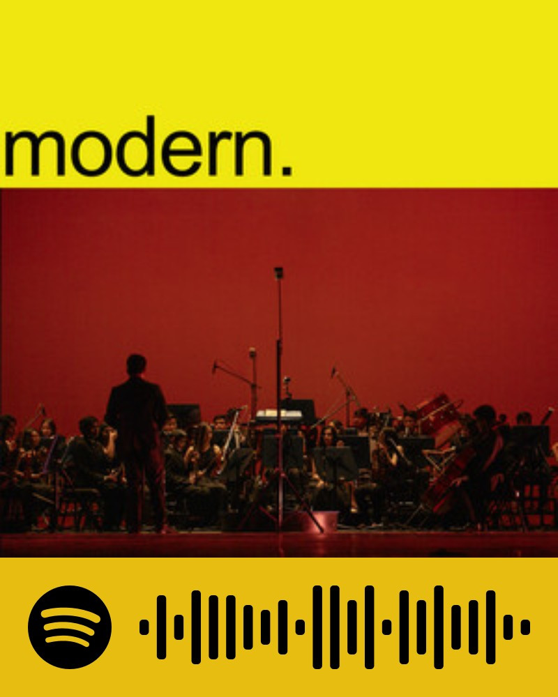 MODERN.