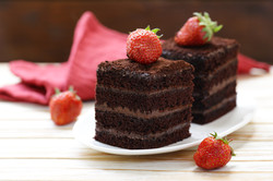 Chocolate Truffle Sponge