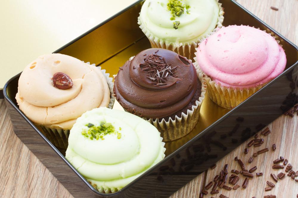 Gourmet Buttercream Cupcakes copy
