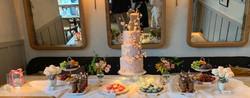 Dessert table Nottingham
