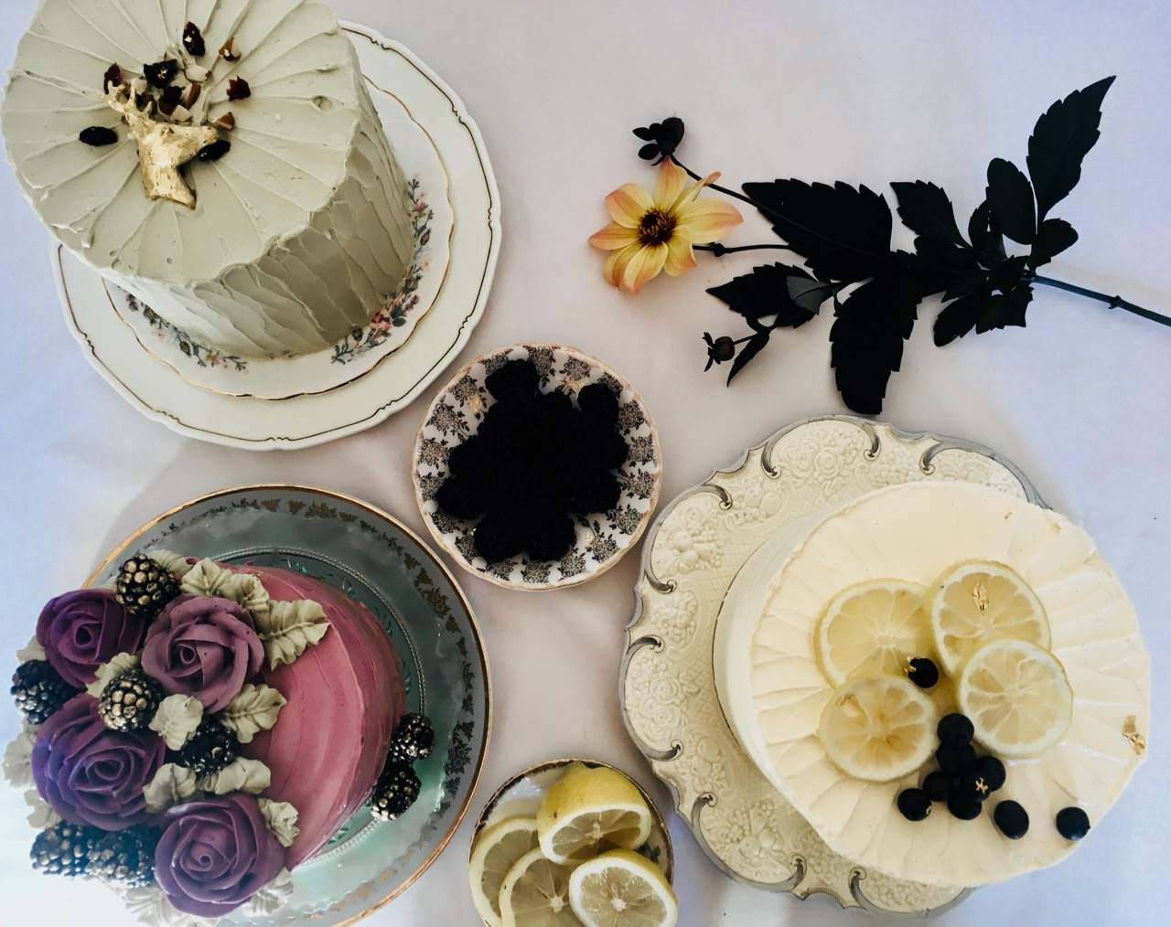 Dessert Cakes by Celebrity Cakes