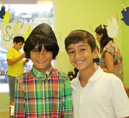 Alef Acadmey Hebrew School Classroom