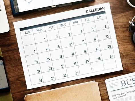 Agenda de visitas: 10 passos para um trabalho brilhante