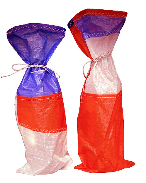 Spinnaker Wine Bag
