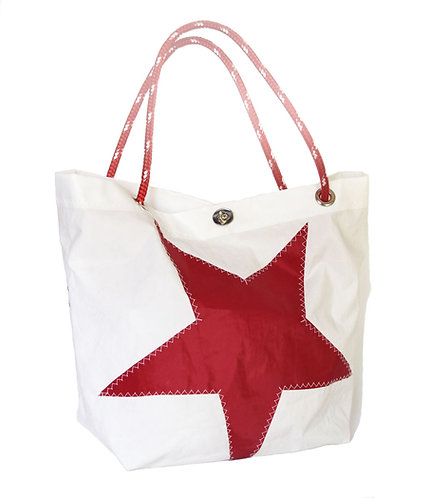 Star or Anchor Tote Bag