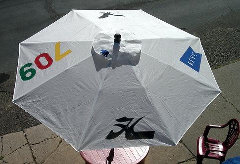 Sailcloth Patio Umbrella