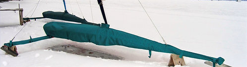 DN Iceboat Cover and Plank Cover